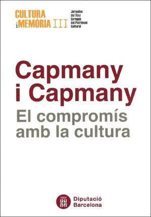 CAPMANY I CAPMANY: EL COMPROMÍS AMB LA CULTURA