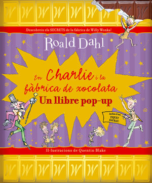 CHARLIE I LA FABRICA DE XOCOLATA, EN