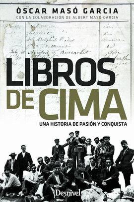 LIBROS DE CIMA