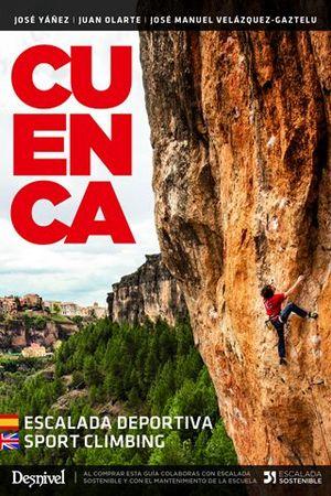 CUENCA ESCALADA DEPORTIVA / SPORT CLIMBING