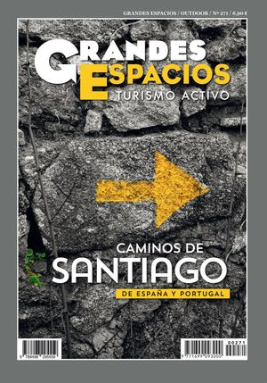 CAMINOS DE SANTIAGO DE ESPAÑA Y PORTUGAL
