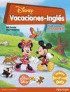 VACACIONES INGLES + DVD INFANTIL