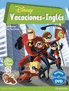 VACACIONES INGLÉS 4 PRIMARIA + DVD