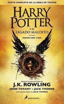 HARRY POTTER Y EL LEGADO MALDITO (PARTES UNO Y DOS)