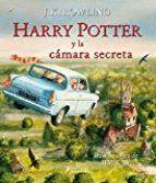 HARRY POTTER Y LA CÁMARA SECRETA  (EDICION ILUSTRADA)