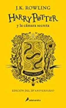 HARRY POTTER Y LA CÁMARA SECRETA - HUFFLEPUFF
