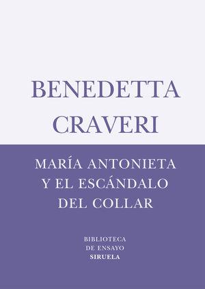 MARIA ANTONIETA Y EL ESCÁNDALO DEL COLLAR