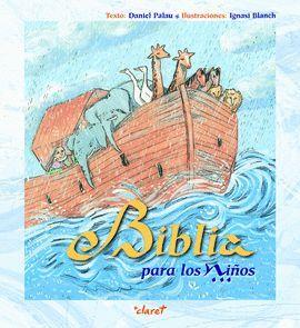 BIBLIA PARA LOS NIÑOS
