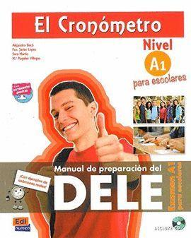 EL CRONOMETRO A1 ESCOLAR/CD