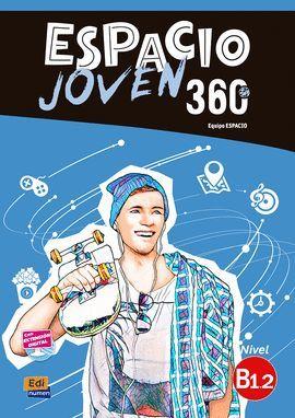 ESPACIO JOVEN 360º B1.2 LIBRO DEL ALUMNO
