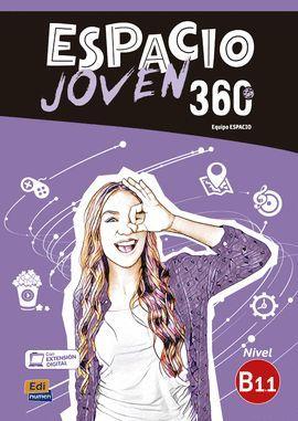 ESPACIO JOVEN 360º – LEVEL B1.1