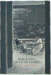 BARCELONA, CIUTAT DE LLIBRES