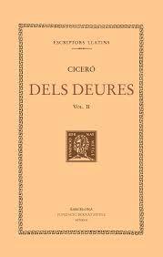DELS DEURES, VOL. II I ÚLTIM (LLIBRES II-III)