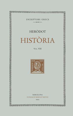 HISTÒRIA VIII  ( DOBLE TEXT / RÚSTICA )
