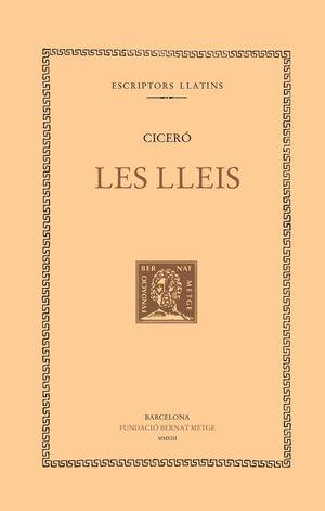 LLEIS, LES (DOBLE TEXT/RÚSTICA)