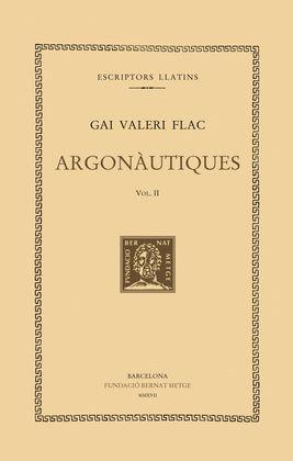 ARGONÀUTIQUES VOL. II (DOBLE TEXT/RÚSTICA)