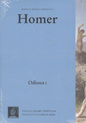 ODISSEA I. CANTS I-XII