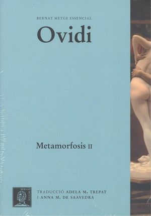 METAMORFOSIS II. LLIBRES VIII-XV