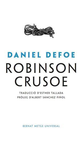 ROBINSON CRUSOE (CATALÀ)