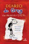 DIARIO DE GREG 01 - UN PRINGAO TOTAL