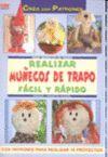 REALIZAR MUÑECOS DE TRAPO FACIL Y RAPIDO