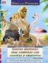 NUEVOS ANIMALES MUY REALISTAS CON CUENTAS Y ABALORIOS