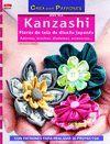 KANZASHI. FLORES DE TELA DISEÑO JAPONES