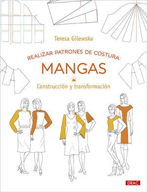 REALIZAR PATRONES DE COSTURA: MANGAS