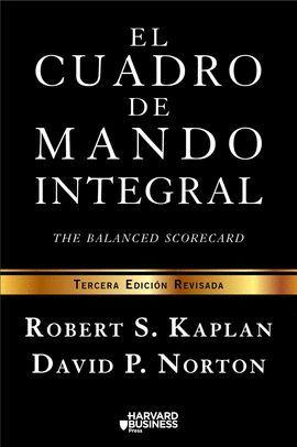 CUADRO DE MANDO INTEGRAL, EL  (TERCERA EDICION REVISADA)