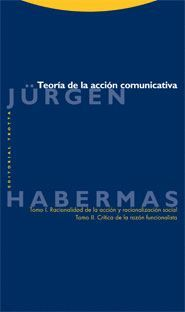 TEORÍA DE LA ACCIÓN COMUNICATIVA