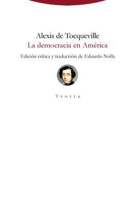 DEMOCRACIA EN AMÉRICA, LA