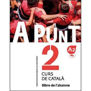 A PUNT A2. LLIBRE DE L'ALUMNE 2 (A2)
