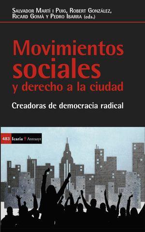MOVIMIENTOS SOCIALES Y DERECHO A LA CIUDAD