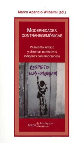 MODERNIDADES CONTRAHEGEMÓNICAS(PLURIVERSO)