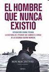 HOMBRE QUE NUNCA EXISTIÓ, EL