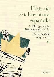 LUGAR DE LA LITERATURA ESPAÑOLA, EL