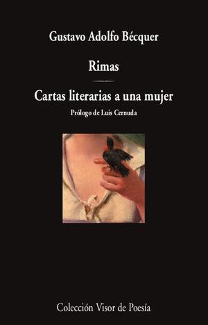 RIMAS/ CARTAS LITERARIAS A UNA MUJER