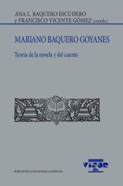 MARIANO BAQUERO GOYANES