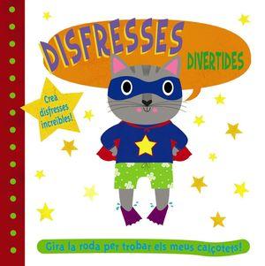 DISFRESSES DIVERTITS. CREA DISFRESES INCREÏBLES!