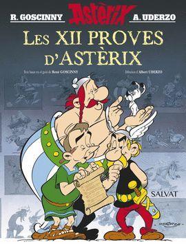 XII PROVES D ' ASTÈRIX, LES