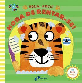 HOLA, AMIC! HORA DE RENTAR-SE!