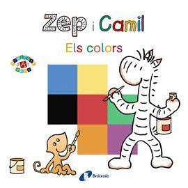 ZEP I CAMIL. ELS COLORS