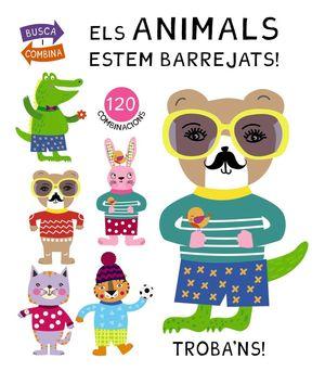 ANIMALS ESTEM BARREJATS!, ELS