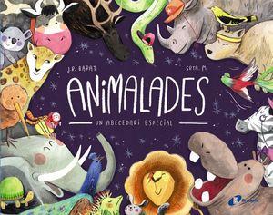 ANIMALADES. UN ABECEDARI ESPECIAL