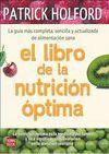 LIBRO DE LA NUTRICION OPTIMA, EL