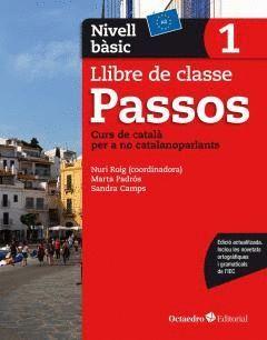 PASSOS 1 - LLIBRE DE CLASSE - NIVELL BÀSIC ( A2 )