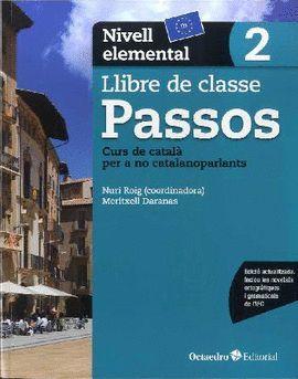 PASSOS 2 - LLIBRE DE CLASSE - NIVELL ELEMENTAL