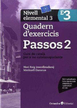 PASSOS 2 - QUAD. D'EXERCICIS ELEMENTAL 3