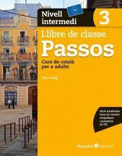 PASSOS 3 - LLIBRE DE CLASSE - NIVELL INTERMEDI