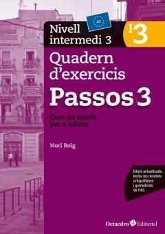 PASSOS 3. QUADERN D'EXERCICIS. NIVELL INTERMEDI 3